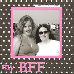 Me and my BFF right Suzi CJ