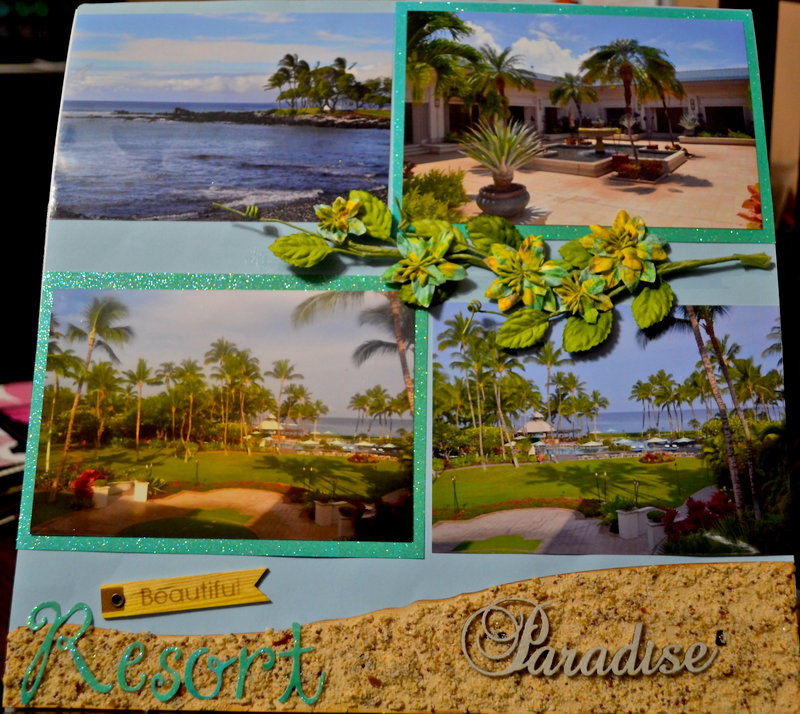 Fairmont Resort, Hawaii pg 2