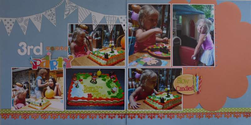 3rd B-day Party