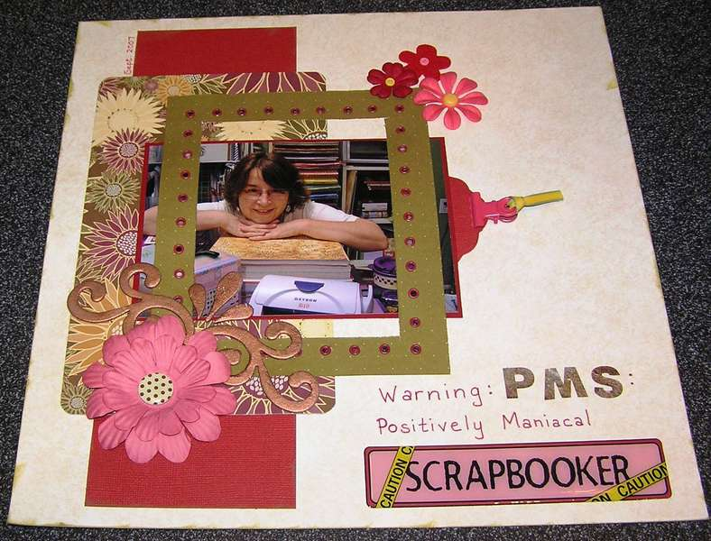 PMS Scrapbooker