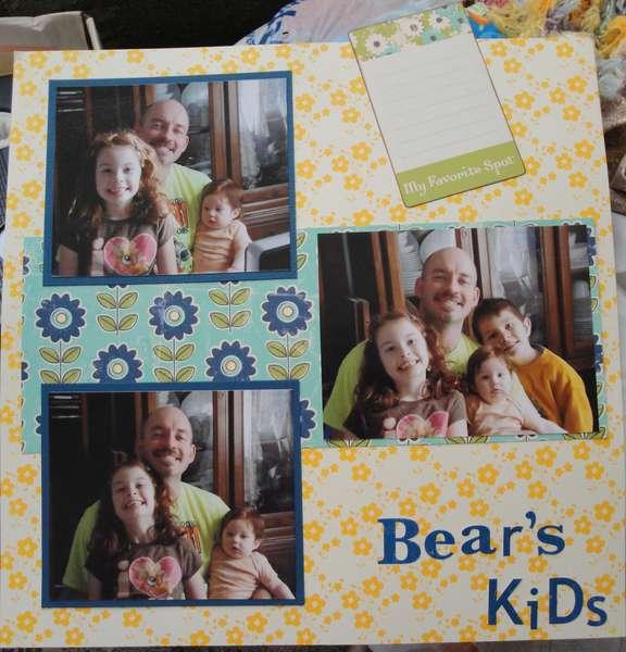 Bear's Kids