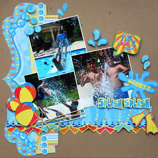 Splish Splash {Best Creation}