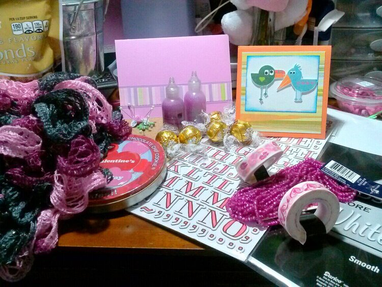 Gifts from my SS, Minday Radio!!