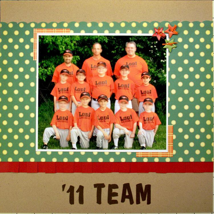 '11 Team