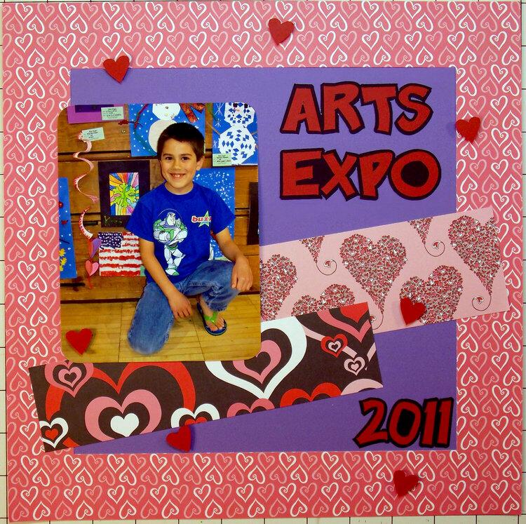 Arts Expo 2011