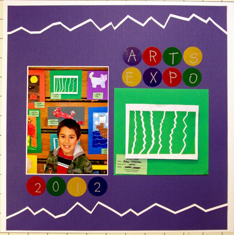 Arts Expo 2012