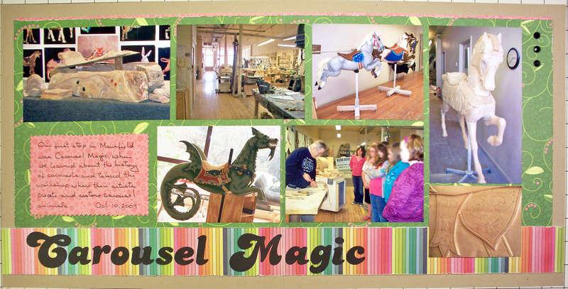 Carousel Magic