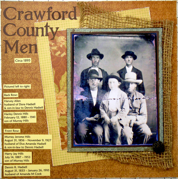 Crawford County Men