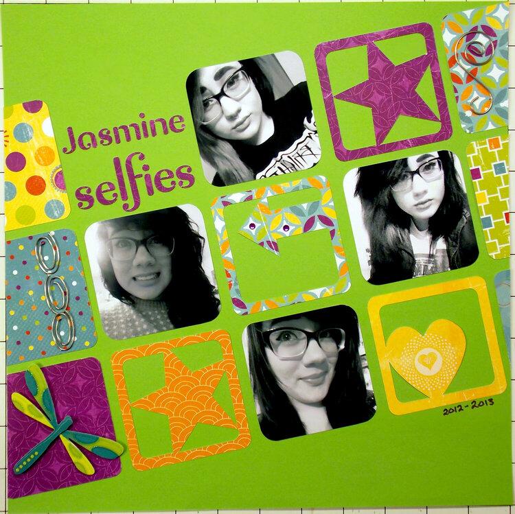 Jasmine Selfies