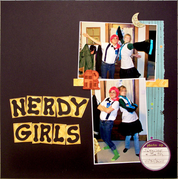 Nerdy Girls