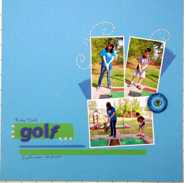 Rinky Dink Golf