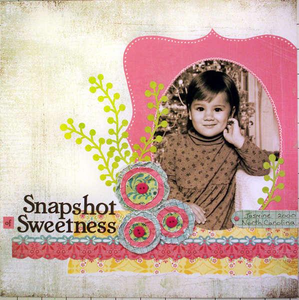 Snapshot of Sweetness