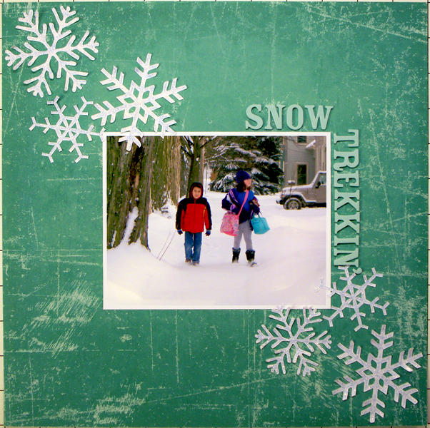 Snow Trekkin'