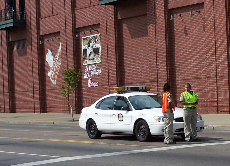 17. A Crosswalk {5 points}/With A Crossing Guard {5 extra points}