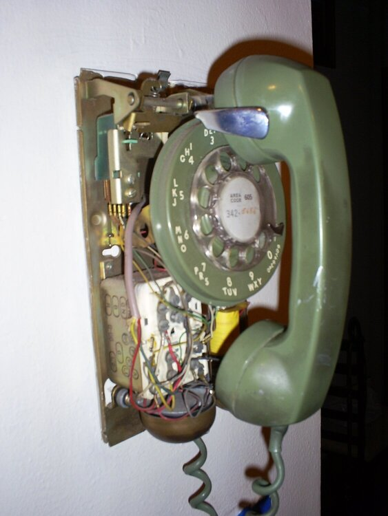 Old skool phone