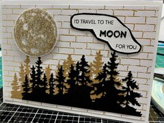 I'd Travel to the Moon...