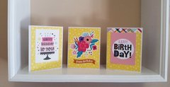 Birthday cards for girls