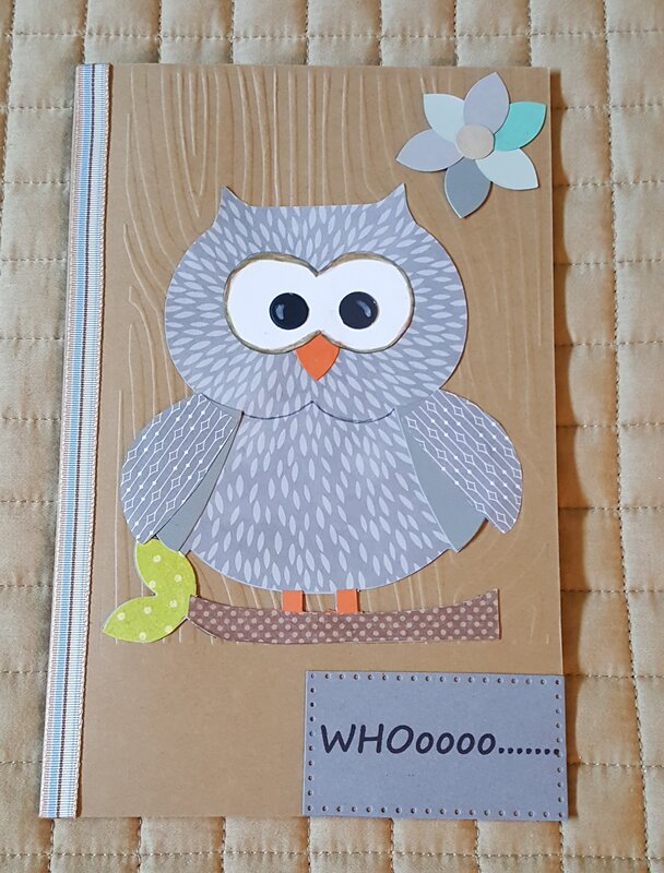 Father's Day Owl Whooo Loves You? Card