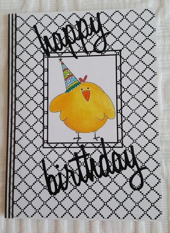Happy Birthday Chicken
