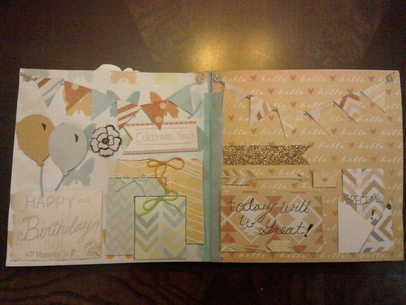 Snail Mail flip book/ Loaded Envelope