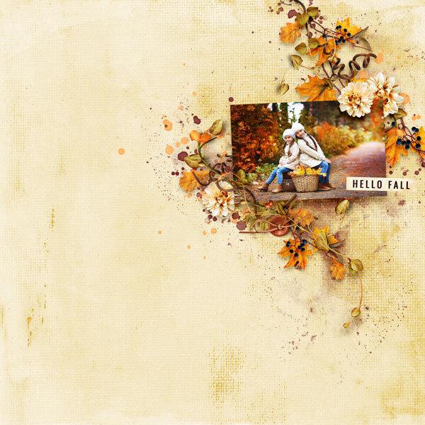 Hello Fall by Palvinka Designs