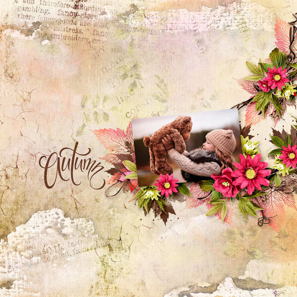 Early Autumn Whispers by Jumpstart Designs