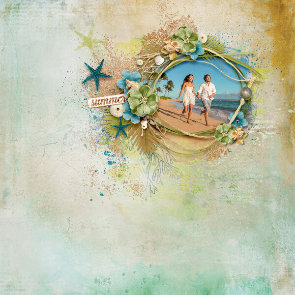 Message In A Bottle by Palvinka Designs