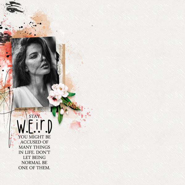 Stay weird by Chunlin Designs