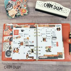 A Very BOOtiful Planner Setup!