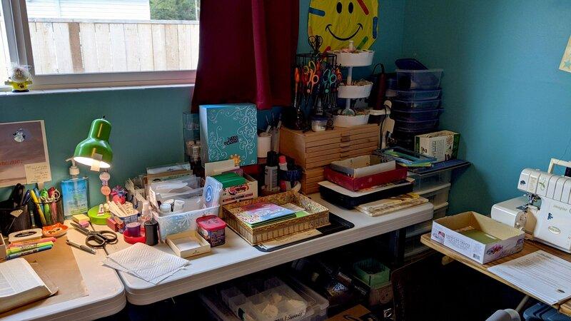 2020 My Craft Room