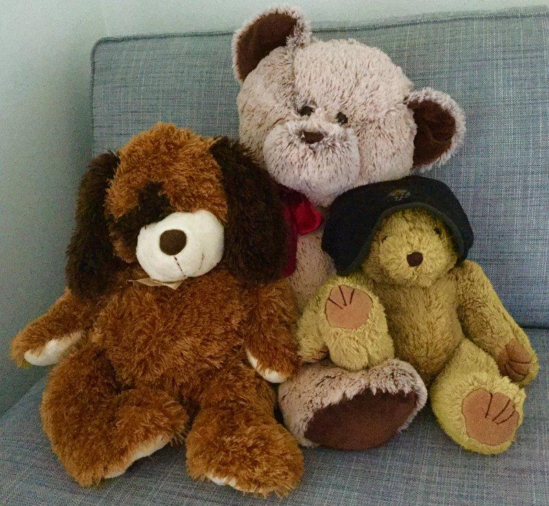 More photos of my bear family