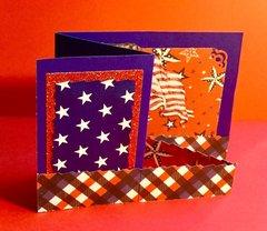 Z-Fold Military Appreciation Card