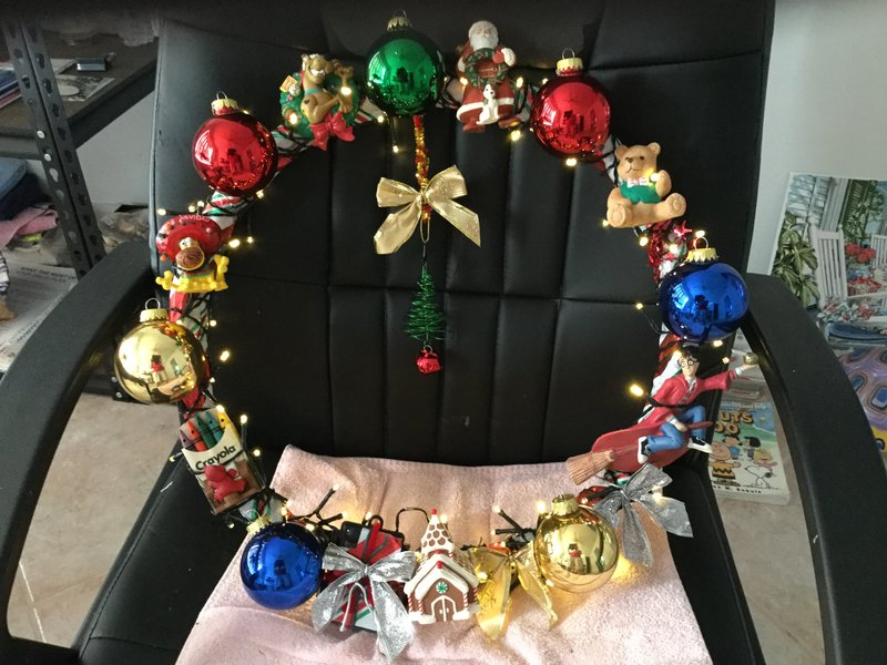 Christmas Wreath 2017