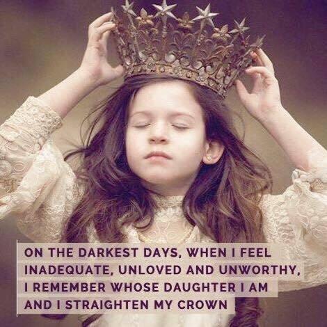 .... And Straighten My Crown