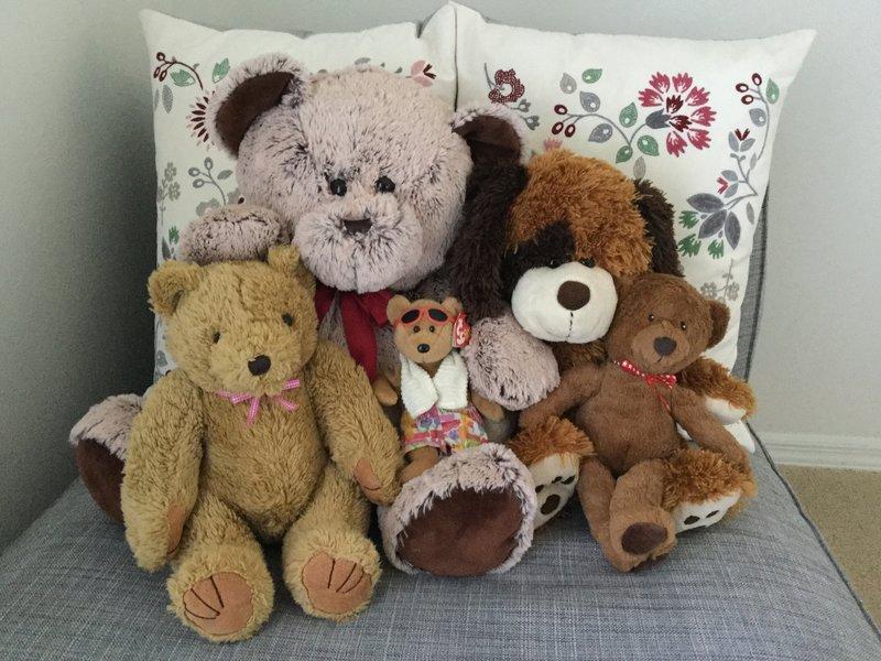 My Bears.