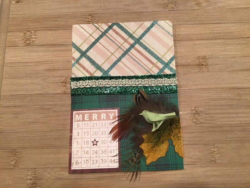 Christmas Card for Customer