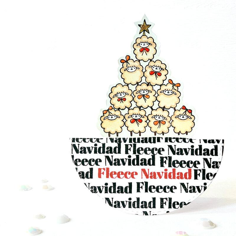 Christmas Rocking Card