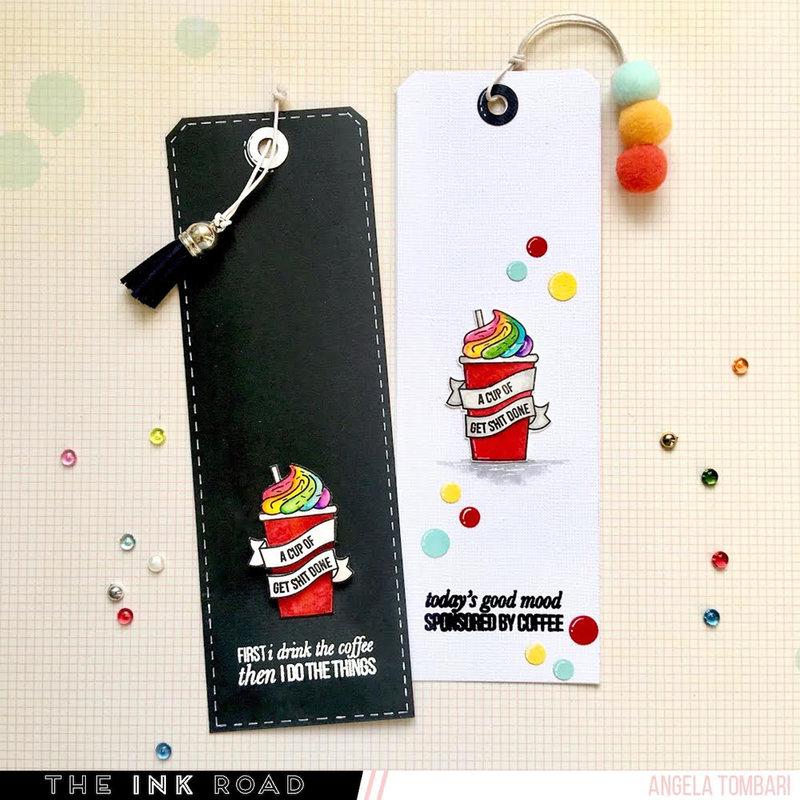 Mug Life Bookmark