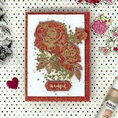 Rose Garden Cards