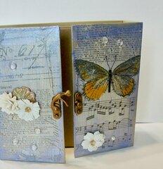 Mini Butterfly Album