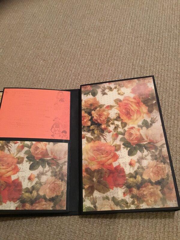 All Occassion Tri-fold Folio