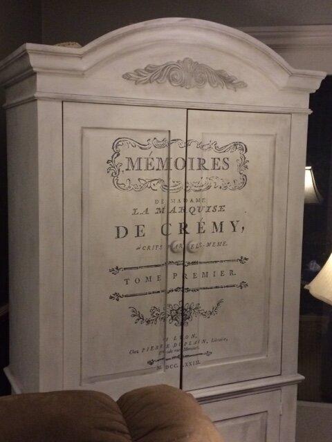 Memoires Armoire