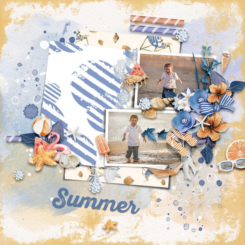templates « Happy Summer »
