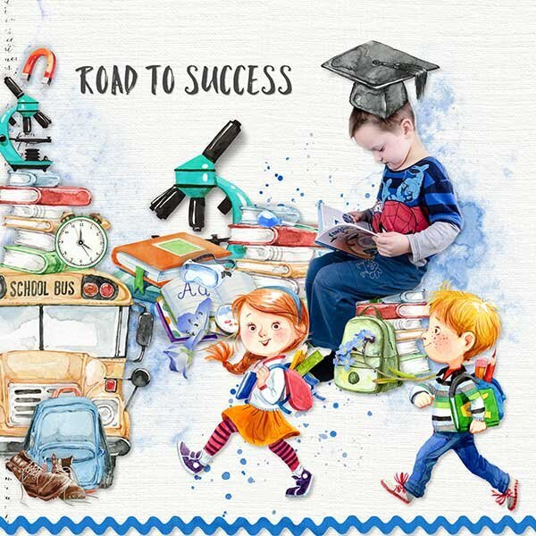 Road to sucess