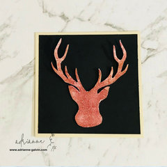 Christmas or Masculine - Square Cards