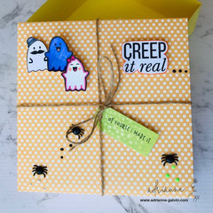 Creep It Real Sweet Treat Box for Halloween