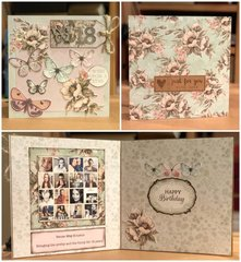 Fairy Garden Birthday Card