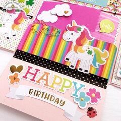 Birthday Flip Book