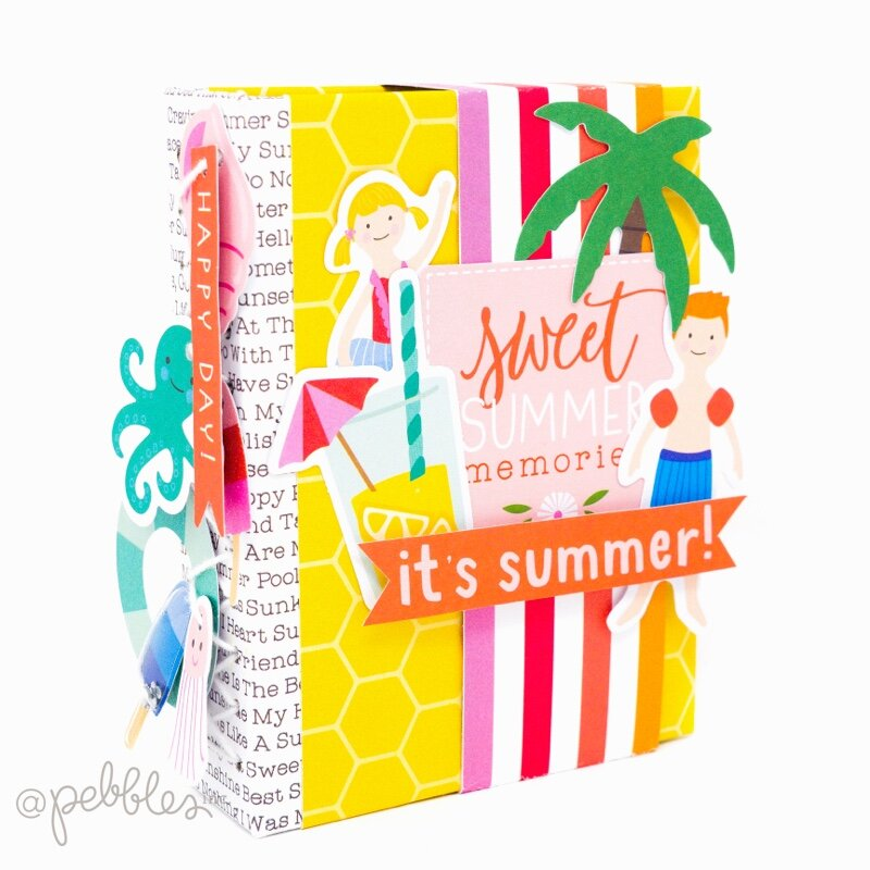 SUMMER MINI ALBUM
