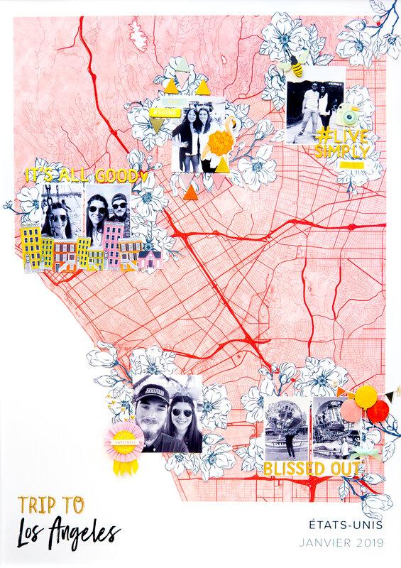 Decorate a map